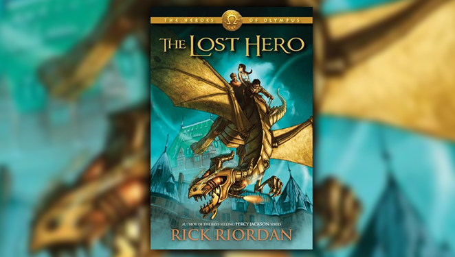 The Lost Hero Book Review – ★★★★✰