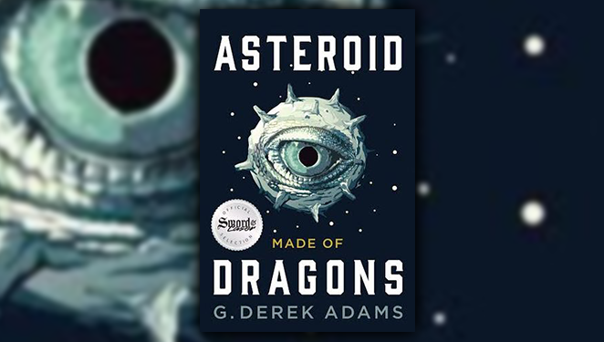 Review: Asteroid Made of Dragons ★★★☆☆