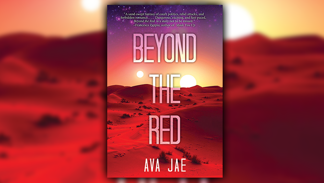 Review: Beyond the Red 🌟🌟🌟🌟🌟