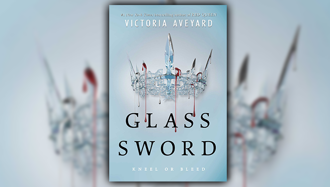 Review: Glass Sword 🌟🌟🌟🌟🌟
