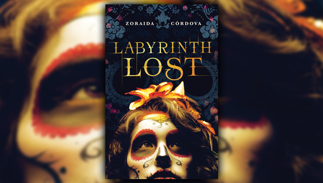 Review: Labyrinth Lost 🌟🌟🌟🌟🌟
