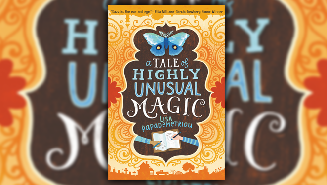 Review: A Tale of Highly Unusual Magic ★★★★★