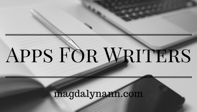Useful Apps for Writers